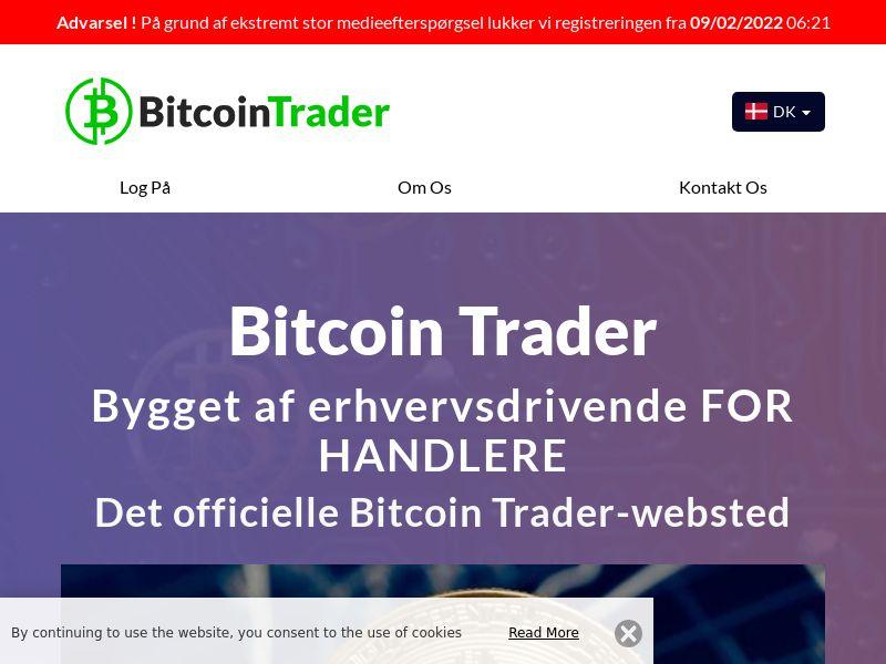 The Bitcoin Traders App Danish 992