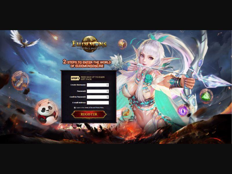 Eudemons Online - Free MMORPG - CPL   CA UK US