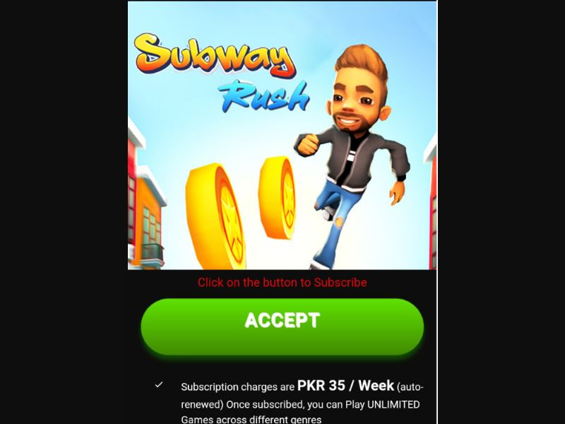 Subway Rush (PK)