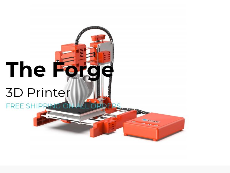 3D Printer [INTL] (Email,Social,Banner,Native,Push,SEO,Search) - Revshare