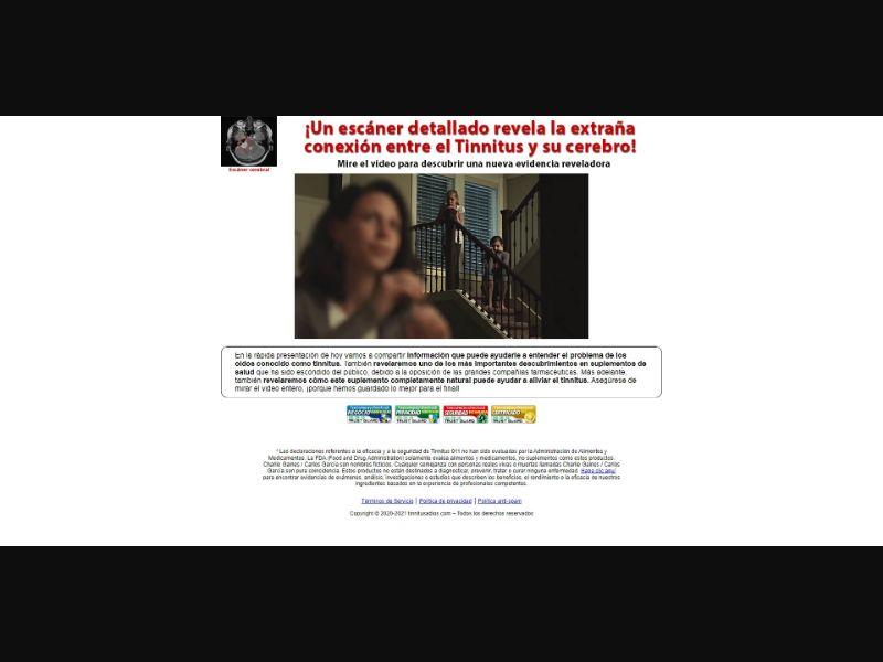 Tinnitus 911 - VSL - Health - SS - [15 GEOs]