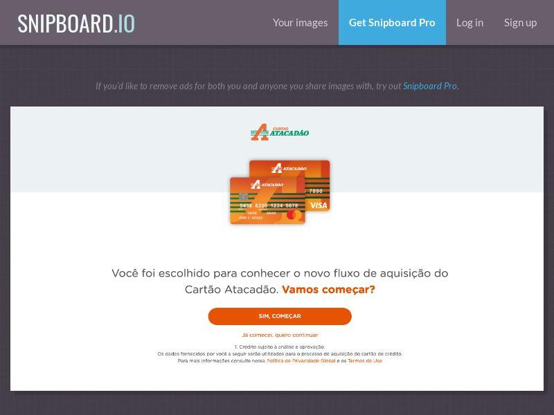 39981 - BR - Finance - Cartões Atacadão - CPL