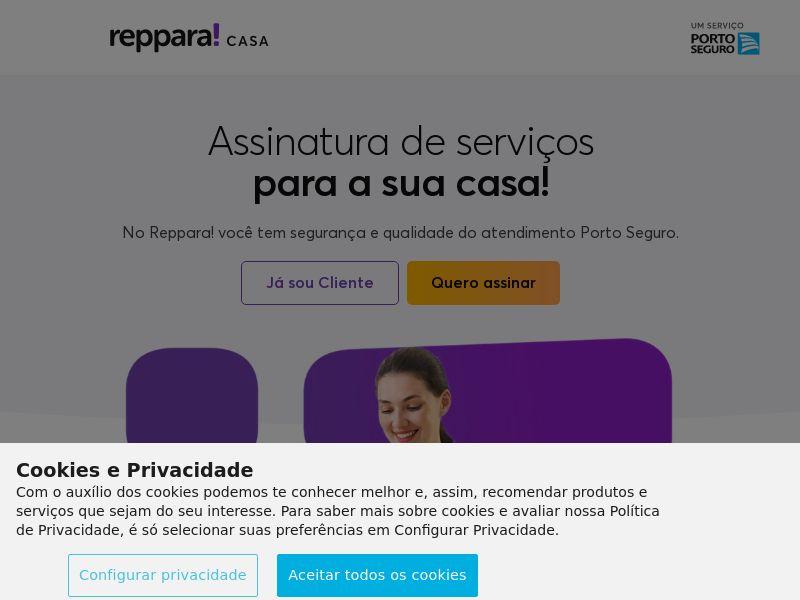Porto Seguro - Reppara BR CPA
