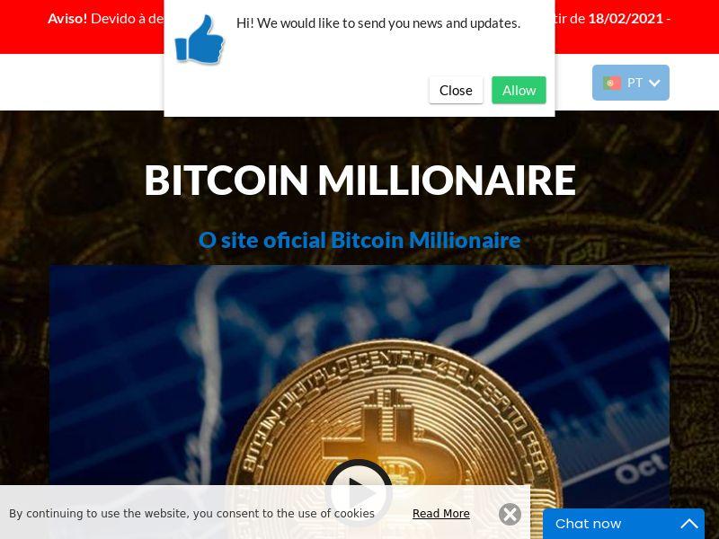The Bitcoin Millionaire Portuguese 2789