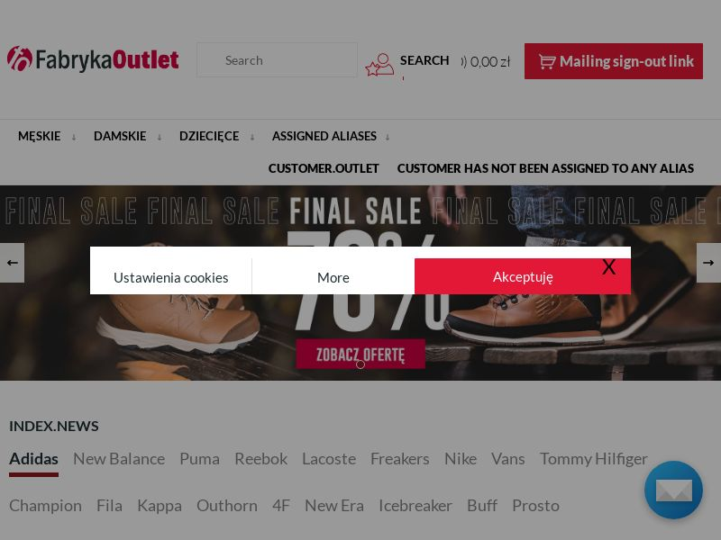 FabrykaOutlet (PL), [CPS], Fashion, Clothes, Shoes, Accessories and additions, Accessories, Jewelry, Presents, Sell, shop, gift