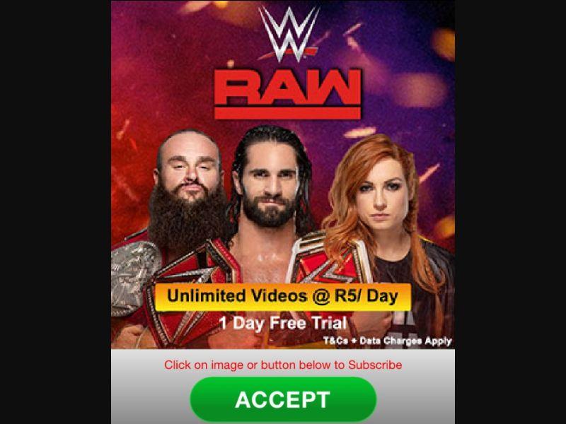 WWE Raw (ZA)
