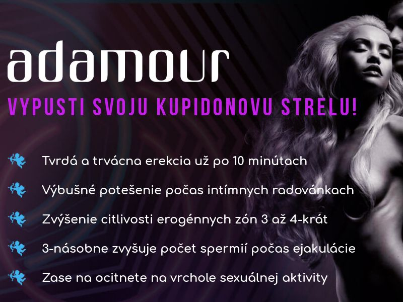 Adamour SK - potency treatment product