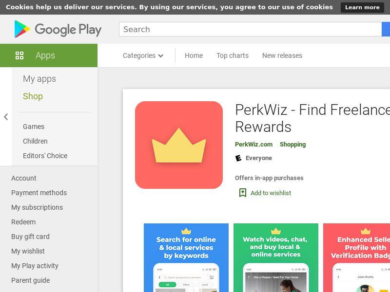 Perkwiz Android US CPE