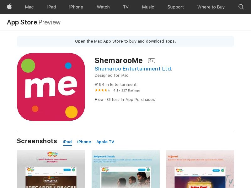 IN-iOS-ShemarooMe Subscribe & Win contest(CPE=Subscription)