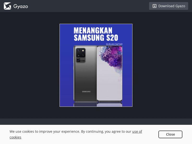 LuckyExp Samsung S20 (Reg Form) ID | SOI CPL