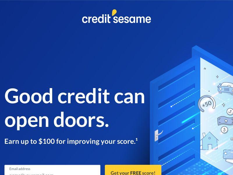 Credit Sesame - CPL - US