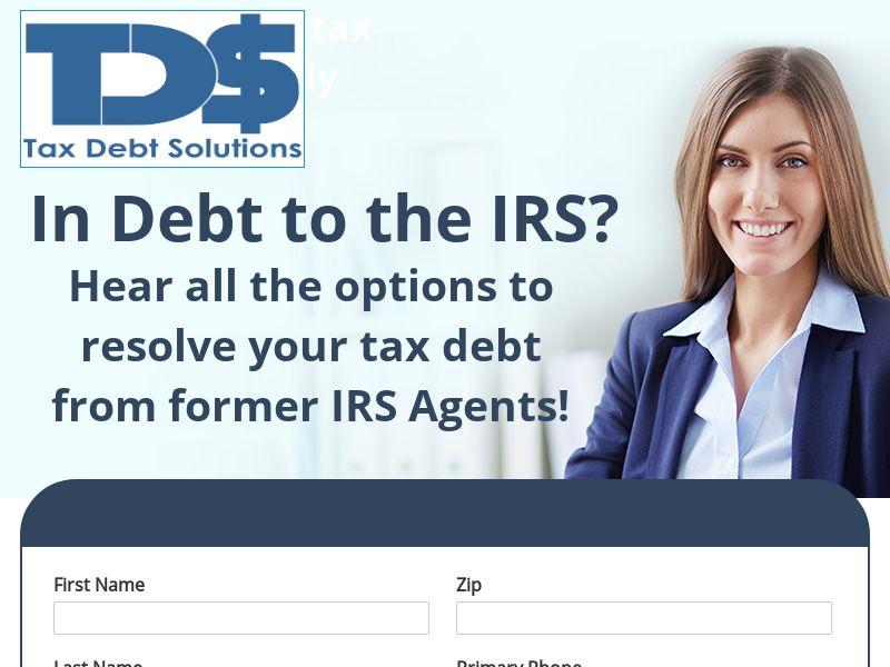 Tax Debt Solutions - US