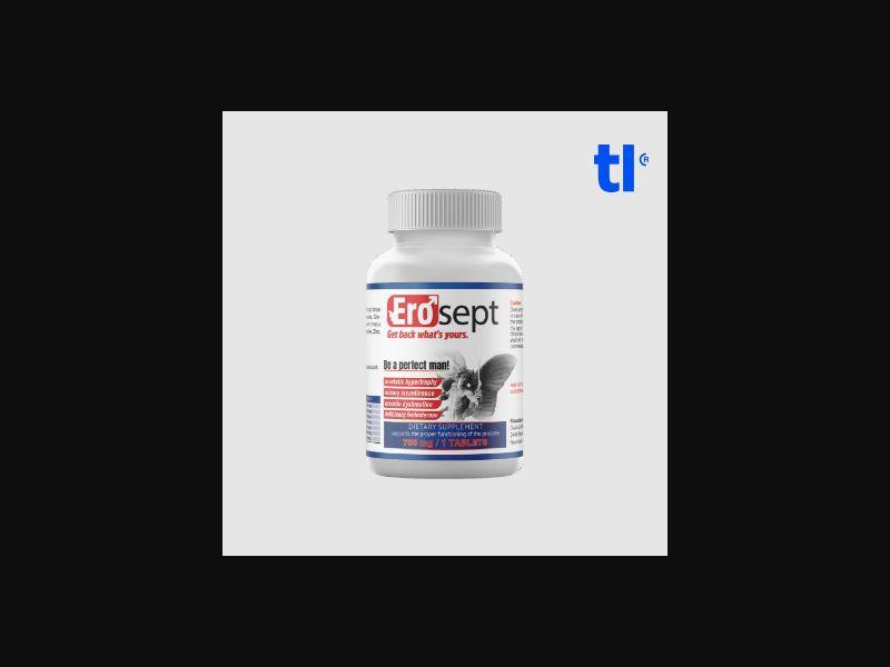Erosept - adult - CPA - COD - Nutra