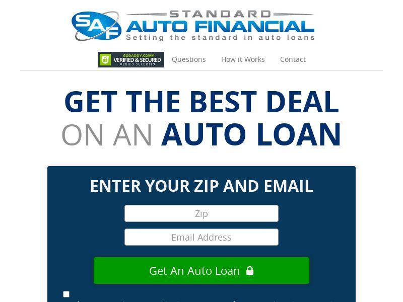 Standard Auto Finance - US