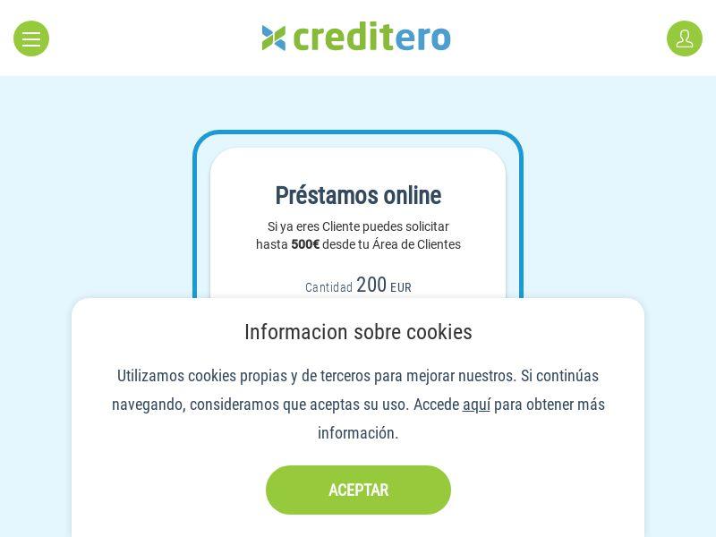 creditero.es
