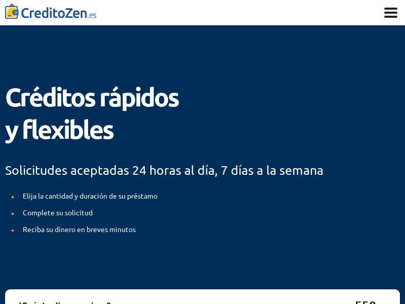 CreditoZen - ES