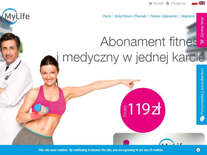 Karta MyLife (PL), [COD], Health and Beauty, Medicine, Sport & Hobby, Sell, coronavirus, corona, virus, keto, diet, weight, fitness, face mask
