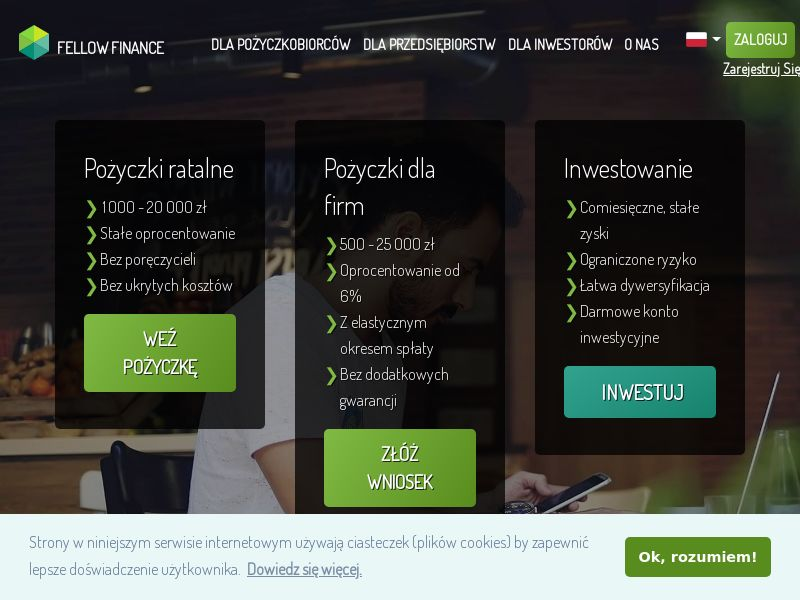 Fellow Finance - PL (PL), [CPA], Business, Loans, Long term loans, Loan Approval, loan, money, credit