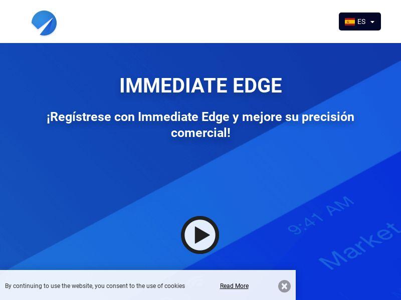Immediate Edge Bot Spanish 1077