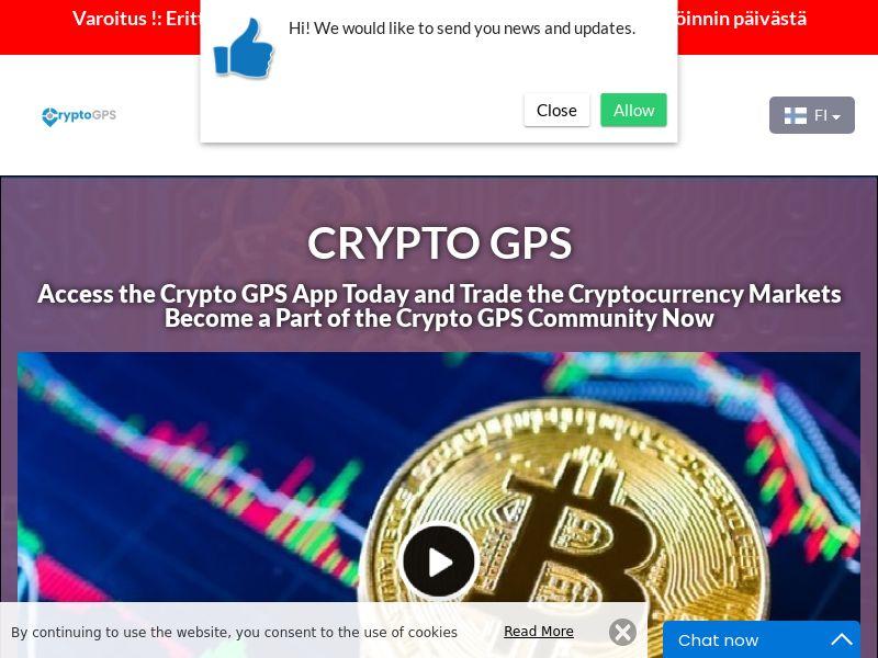 Crypto GPS Finnish 4107