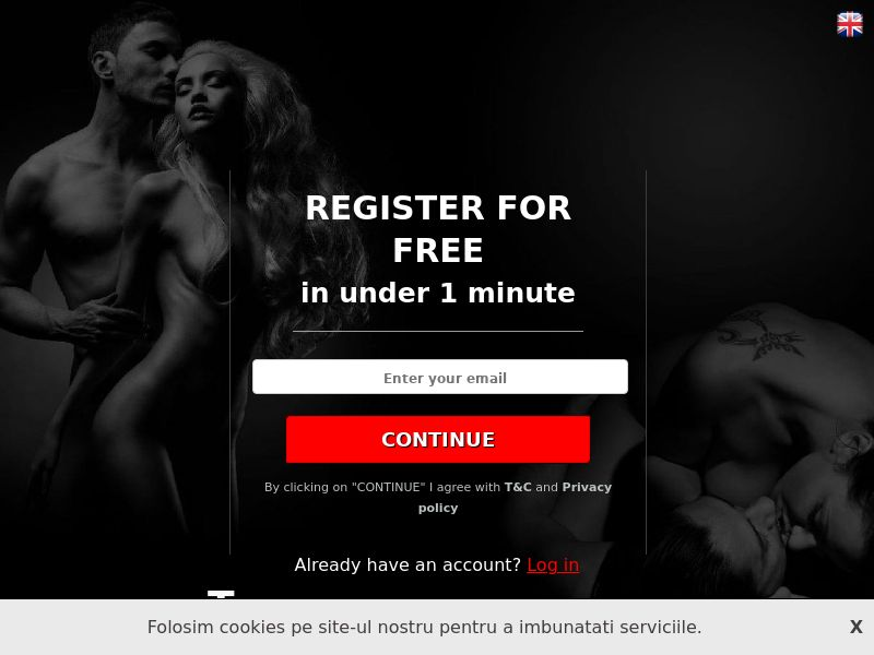 Eroticflirt - RO (RO), [CPL], For Adult, Dating, Content +18, Double Opt-In, Email Submit, women, date, sex, sexy, tinder, flirt