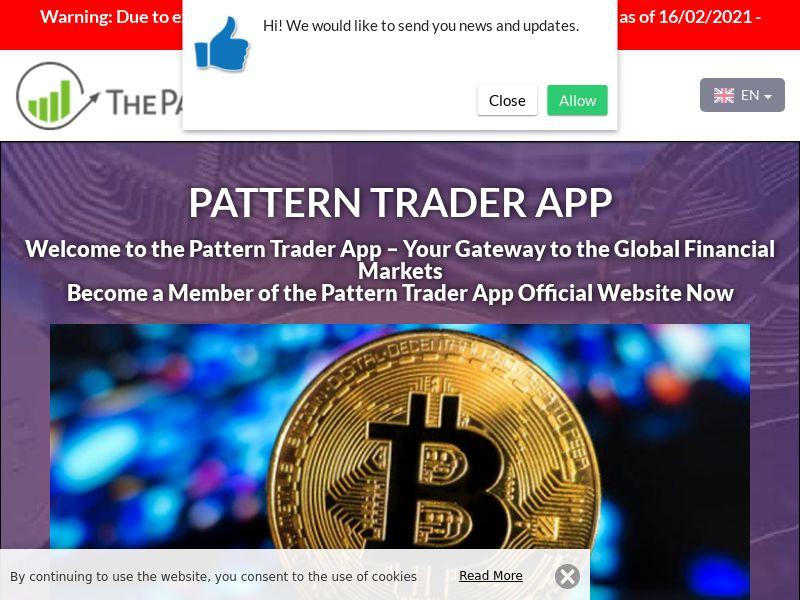 Pattern Trader App German 2535
