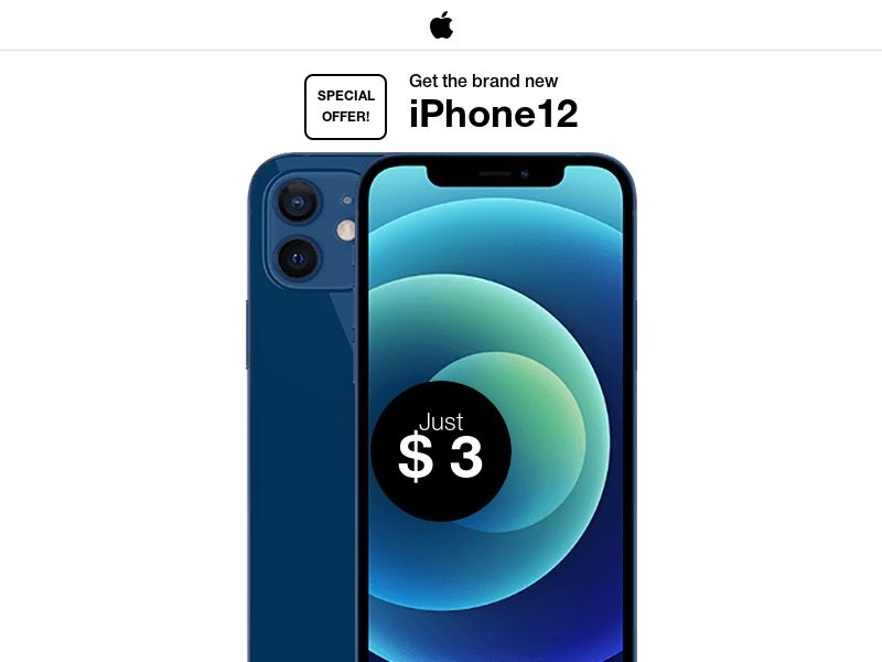 Get the brand new iPhone12 - CC Submit | AU