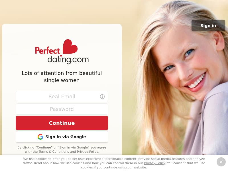 Dating.com | Mainstream Dating PPS | Multigeos (Male)