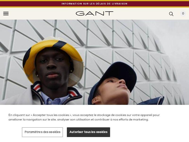 Gant FR CPS