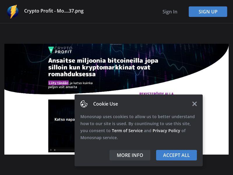 Finland (FI) - Crypto Profit (Responsive)