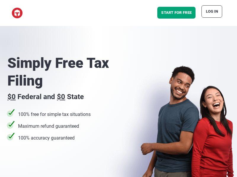 Tax Slayer / Free Tax Filing