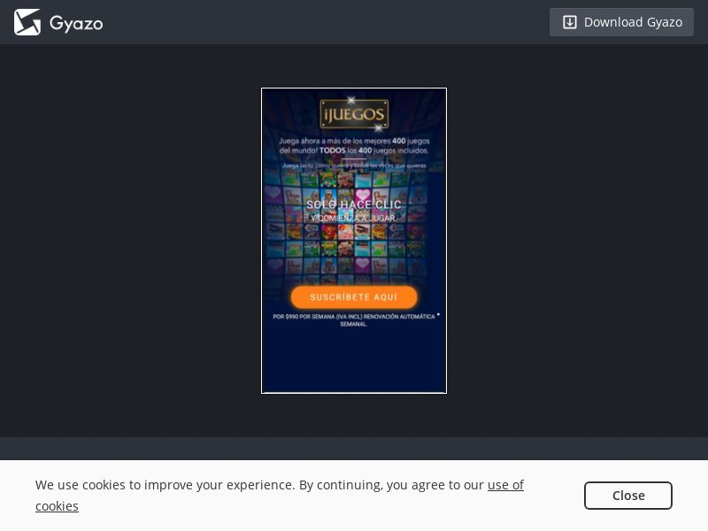 CL - Games Portal 1 - Entel