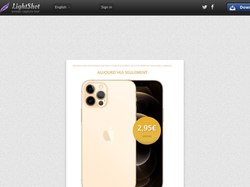 iPhone 12 (64 GB) (FR) (CPL) (Trial) (Personal Approval)