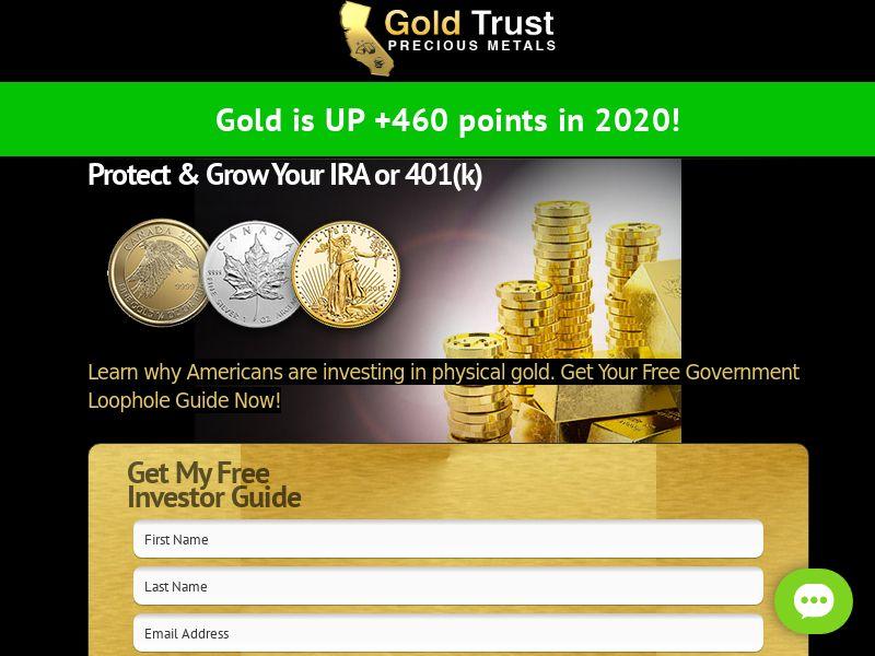 US - Gold Trust Precious Metals - CPL