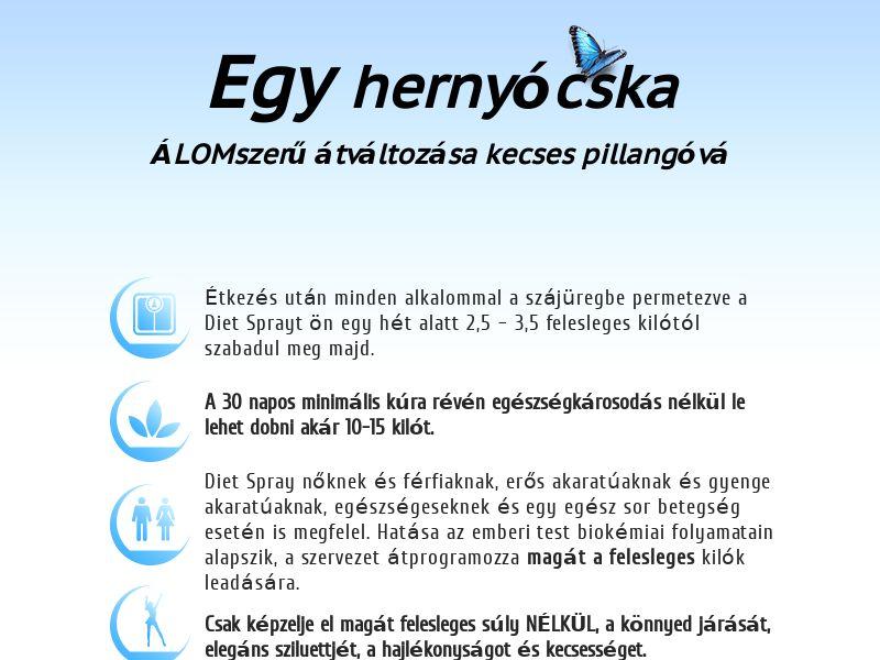 Diet Spray HU - weight loss treatment