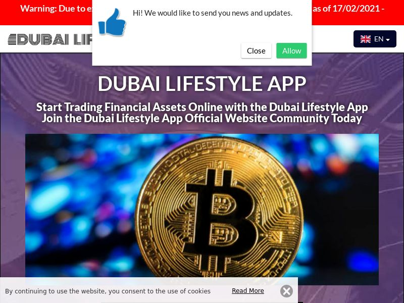 Dubai Lifestyle App Italian 2519