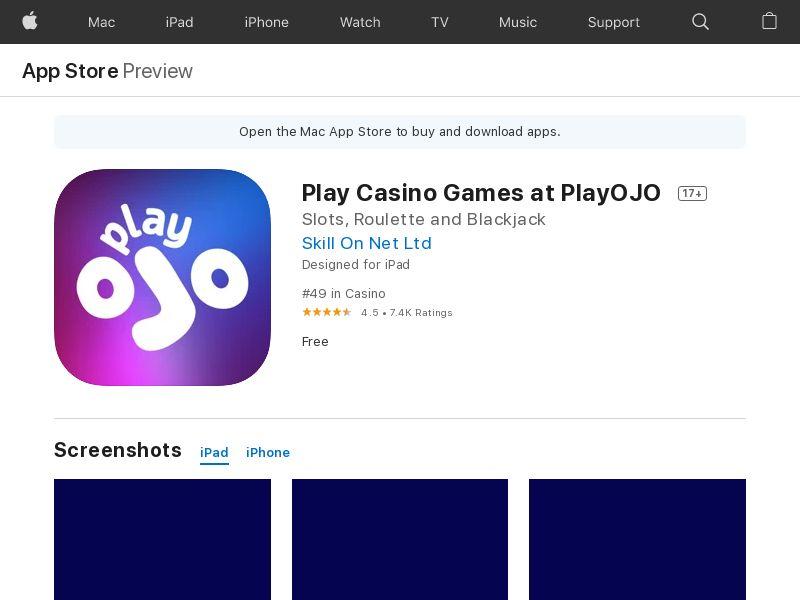 PlayOJO_CA_IOS_CPA