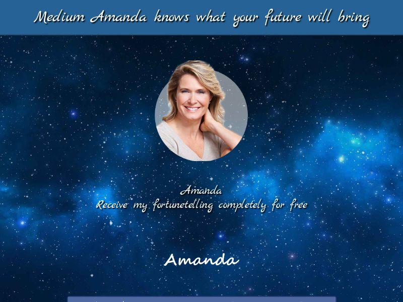 Medium Amanda | US