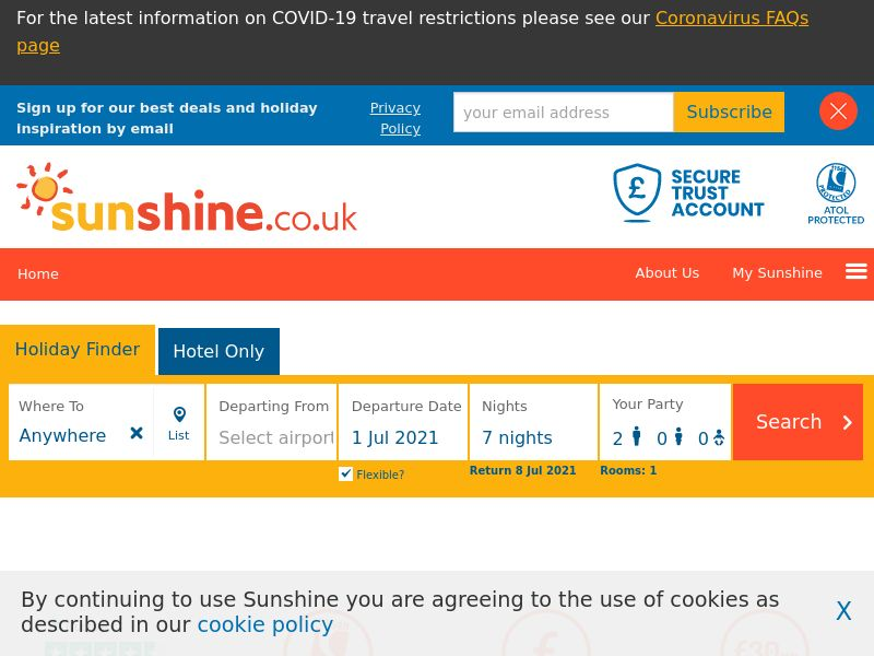 Sunshine UK
