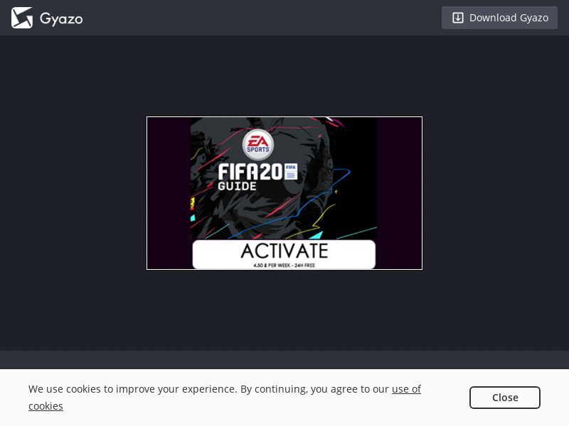 Jamster FIFA 20 UK | PIN Submit