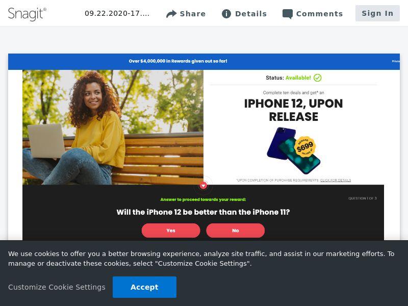 iPhone 12 - SOI | US