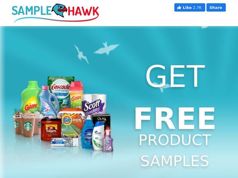 SampleHawk - Blue Landing - Freebies - CPL - US