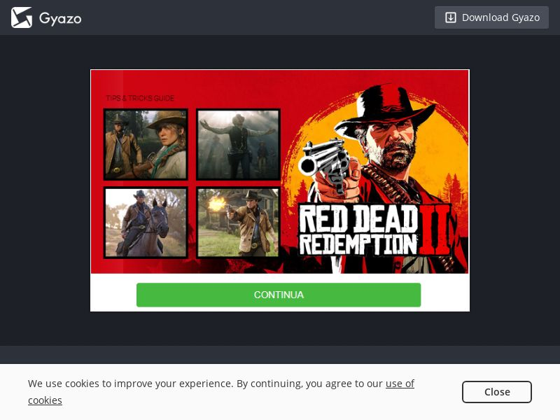 ApplyDownloads Red Dead Redemption IT | 2-Click/PIN Submit