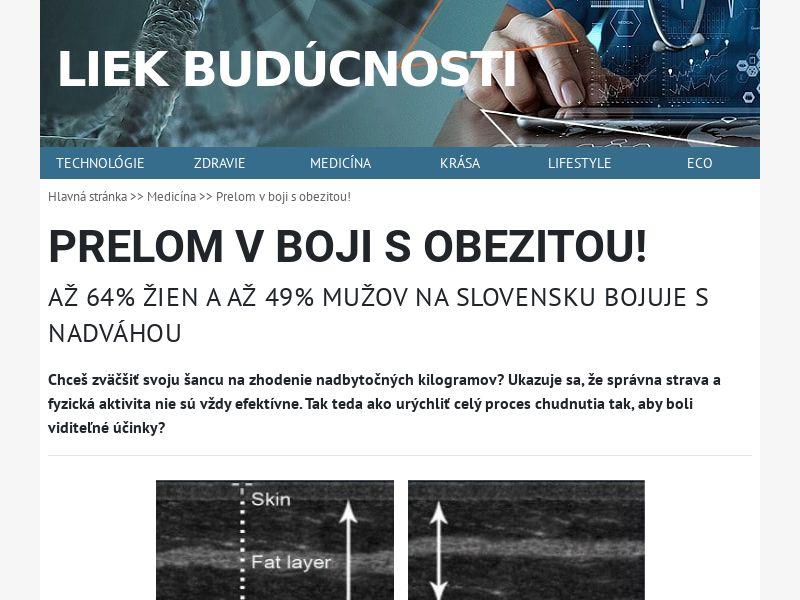 Sliminazer: Diet - CPL - Desktop & Mobile [SK]