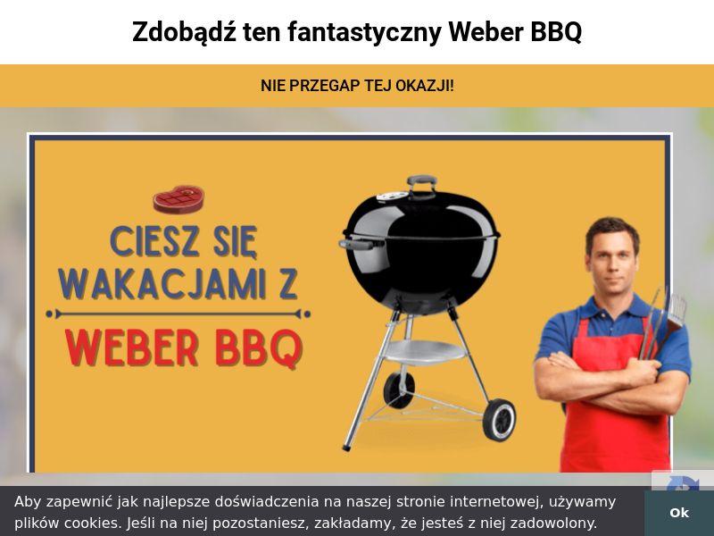 Weber BBQ - PL (PL), [CPL]