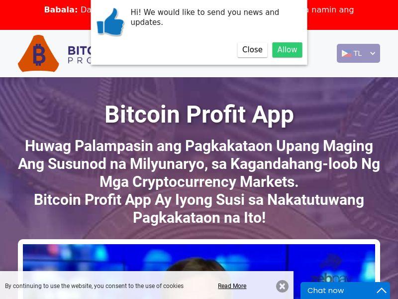 Bitcoin Profit Pro Filipino 2320