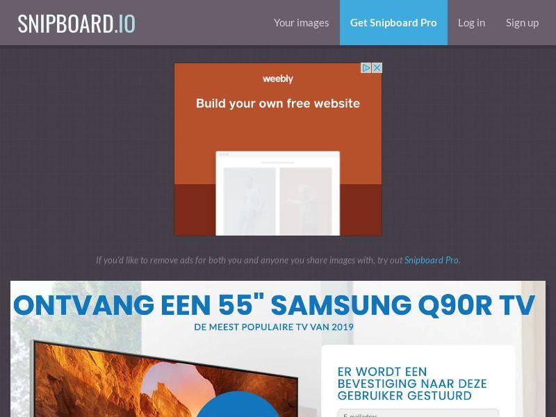 CoreSweeps - Samsung QLED Q90R TV SE - CC Submit
