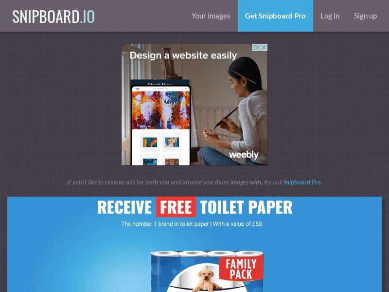 LeadsWinner - Andrex toilet paper UK - SOI