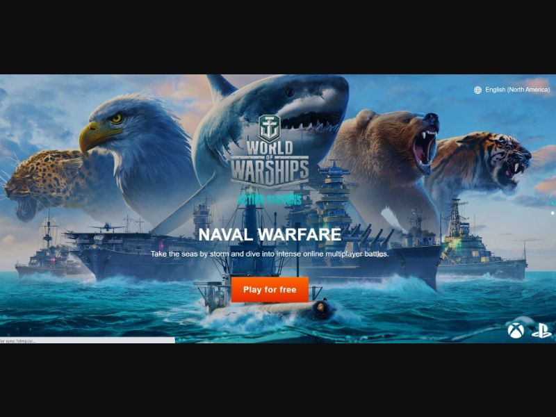 World of Warships US | CPA