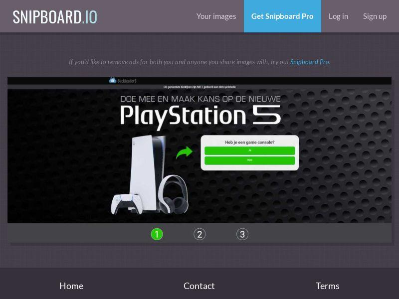 39649 - BE - Buckleaders - PlayStation 5 - CPL